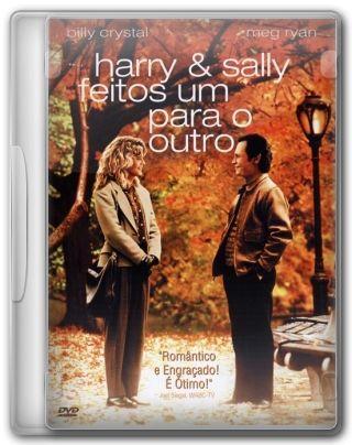 Capa do Filme Harry & Sally Feitos um Para o Outro