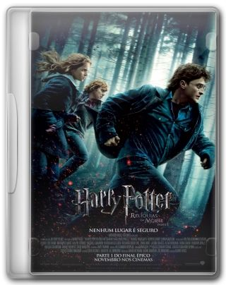 Capa do Filme Harry Potter e as Reliquias da Morte Parte 1