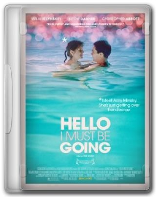 Capa do Filme Hello I Must Be Going