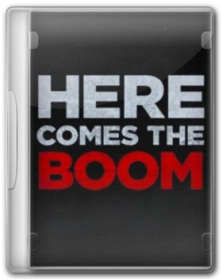 Capa do Filme Here Comes the Boom