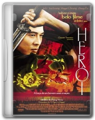 Capa do Filme Herói