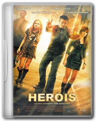 Capa do Filme Heróis