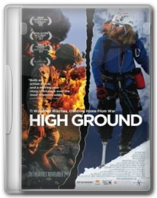 Capa do Filme High Ground