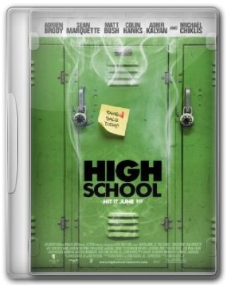 Capa do Filme High School