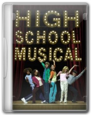 Capa do Filme High School Musical