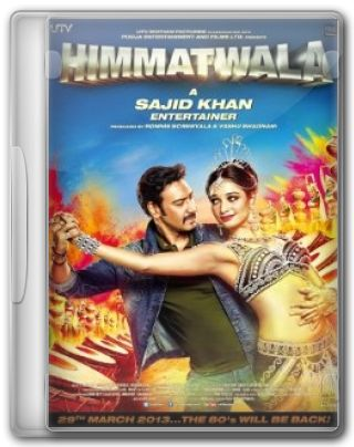 Capa do Filme Himmatwala