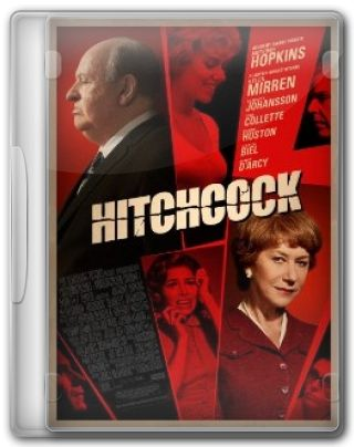 Capa do Filme Hitchcock