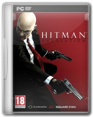 Capa Jogo Hitman Absolution PC