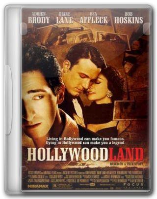 Capa do Filme Hollywoodland Bastidores da Fama