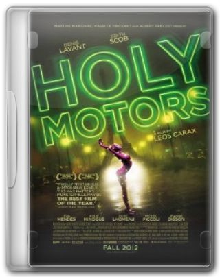 Capa do Filme Holy Motors