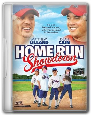 Capa do Filme Home Run Showdown