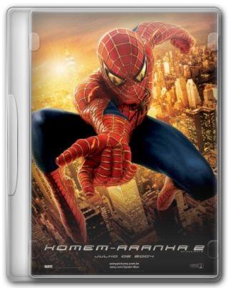 Capa do Filme Homem Aranha 2