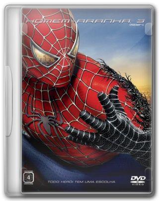 Capa do Filme Homem-Aranha 3