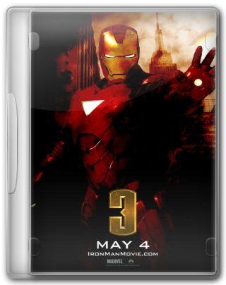 Capa do Filme Homem de Ferro 3