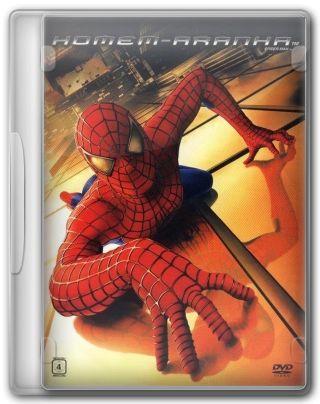 Capa do Filme Homem-Aranha