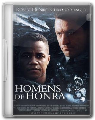 Capa do Filme Homens de Honra