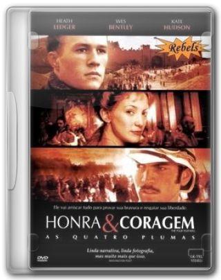 Capa do Filme Honra & Coragem As Quatro Plumas