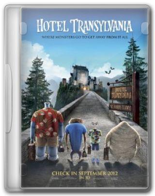 Capa do Filme Hotel Transylvania