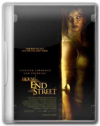 Capa do Filme House at the End of the Street