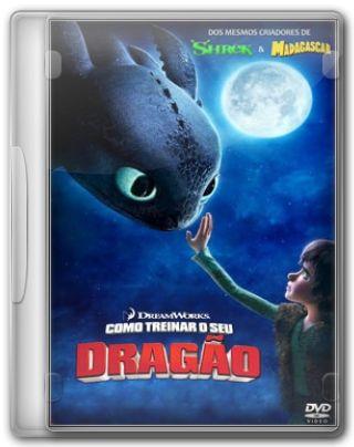 Capa do Filme Como Treinar Seu Dragão