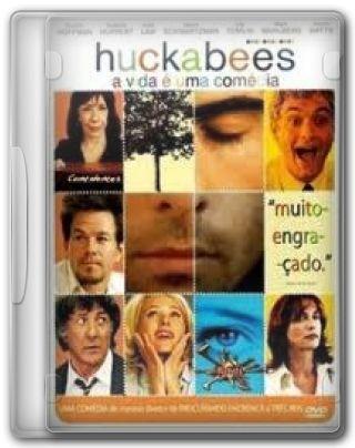 Capa do Filme Huckabees A Vida é Uma Comédia