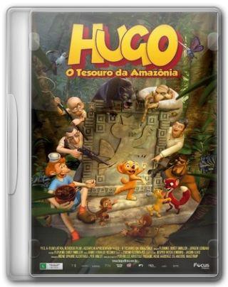 Capa do Filme Hugo: O Tesouro da Amazônia - Aventura na Cidade