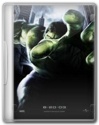 Capa do Filme Hulk