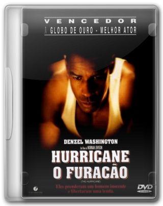 Capa do Filme Hurricane: O Furacão