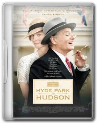 Capa do Filme Hyde Park on Hudson