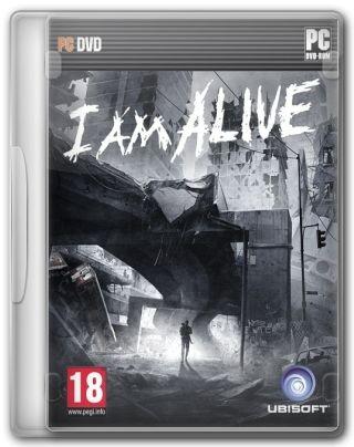 Capa Jogo I Am Alive PC