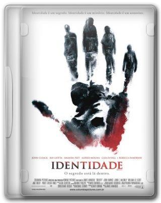Capa do Filme Identidade