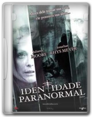 Capa do Filme Identidade Paranormal