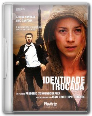 Capa do Filme Identidade Trocada