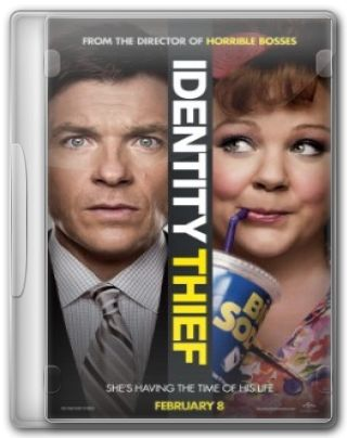 Capa do Filme Identity Thief