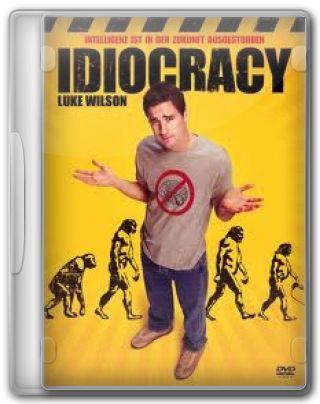Capa do Filme Idiocracia