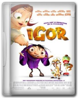 Capa do Filme Igor