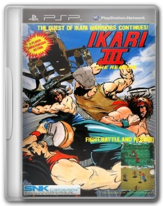 Ikari 3 The Rescue (USA) (NPUZ-00158) (PSN)