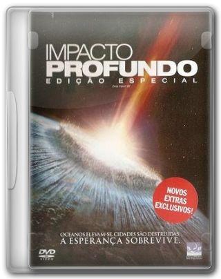 Capa do Filme Impacto Profundo