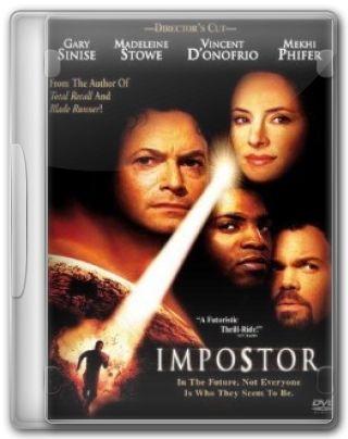Capa do Filme Impostor