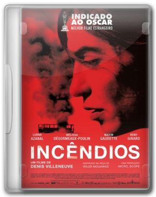 Capa do Filme Incêndios
