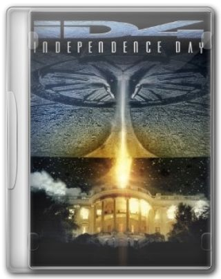 Capa do Filme Independence Day