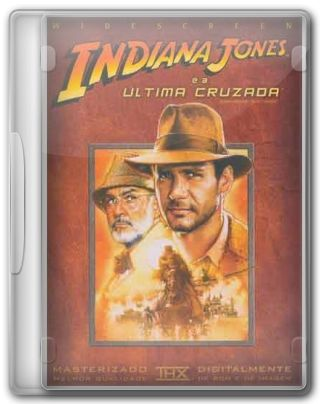 Capa do Filme Indiana Jones e a Última Cruzada