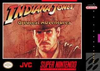 Indiana Jones Greatest Adventures SNES ROMS