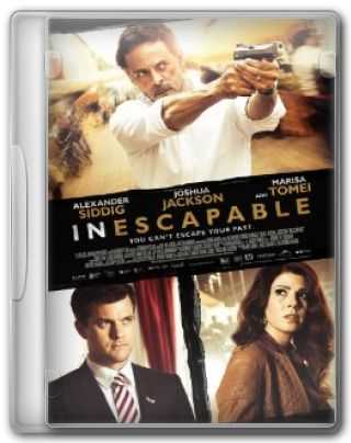 Capa do Filme Inescapable