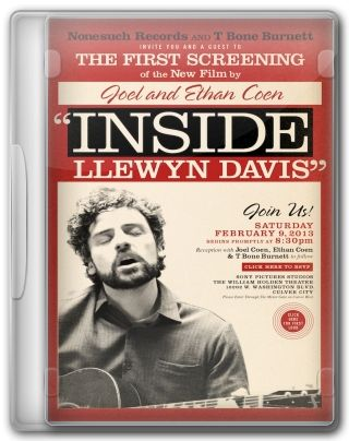 Capa do Filme Inside Llewyn Ds