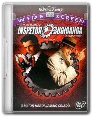 Capa do Filme Inspetor Bugiganga