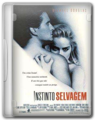 Capa do Filme Instinto Selvagem