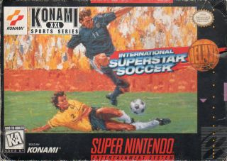 International Superstar Soccer Deluxe SNES ROMS