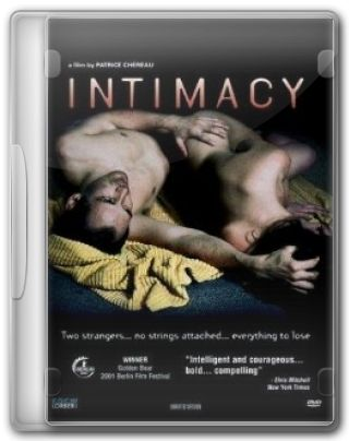 Capa do Filme Intimacy