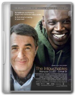Capa do Filme Intocáveis